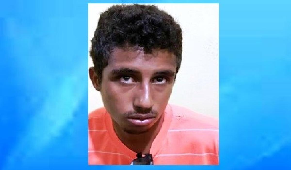 Geferson Silva França estava escondido no povoado de Laje Grande, zona rural de Nordestina