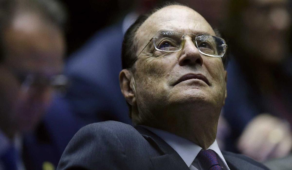 Deputado Paulo Maluf (PP-SP), de 86 anos