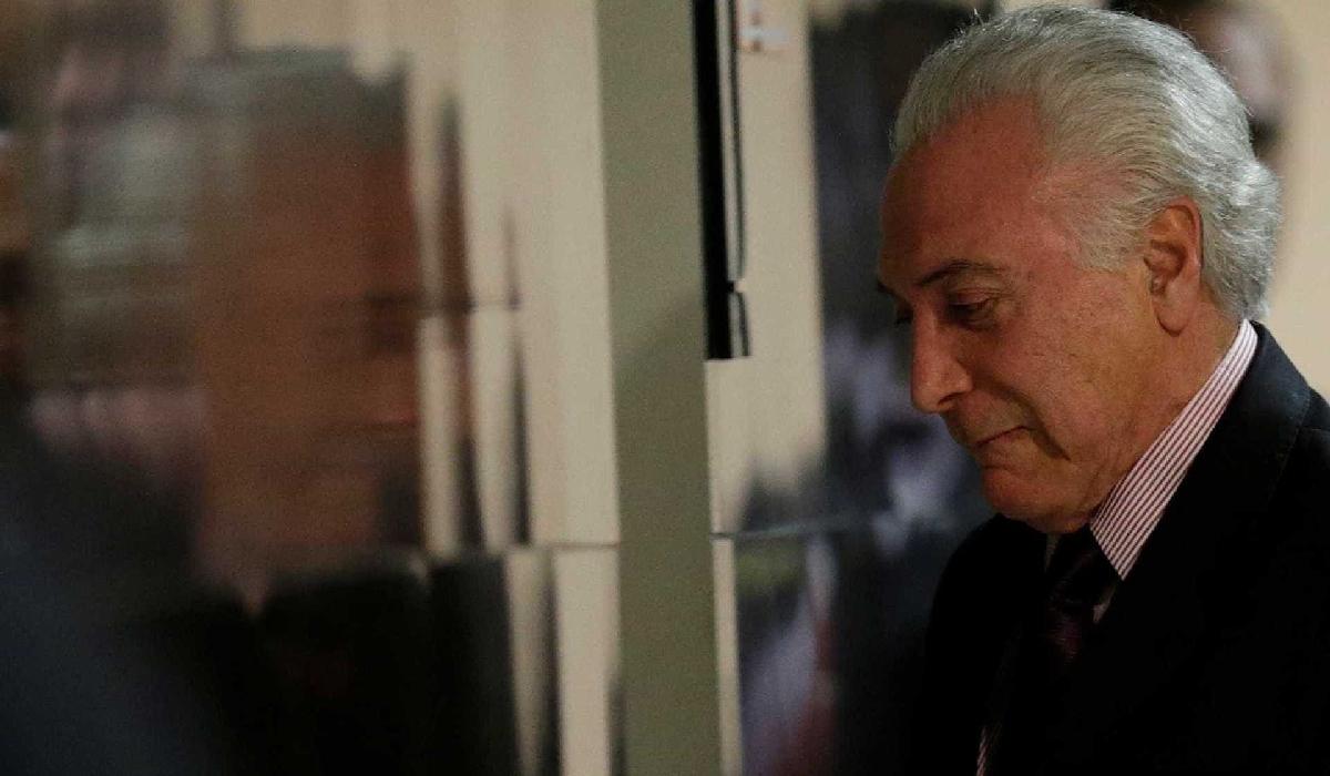 Partidos da base governistas se dividem sobre rumos a tomar caso Temer seja denunciado criminalmente