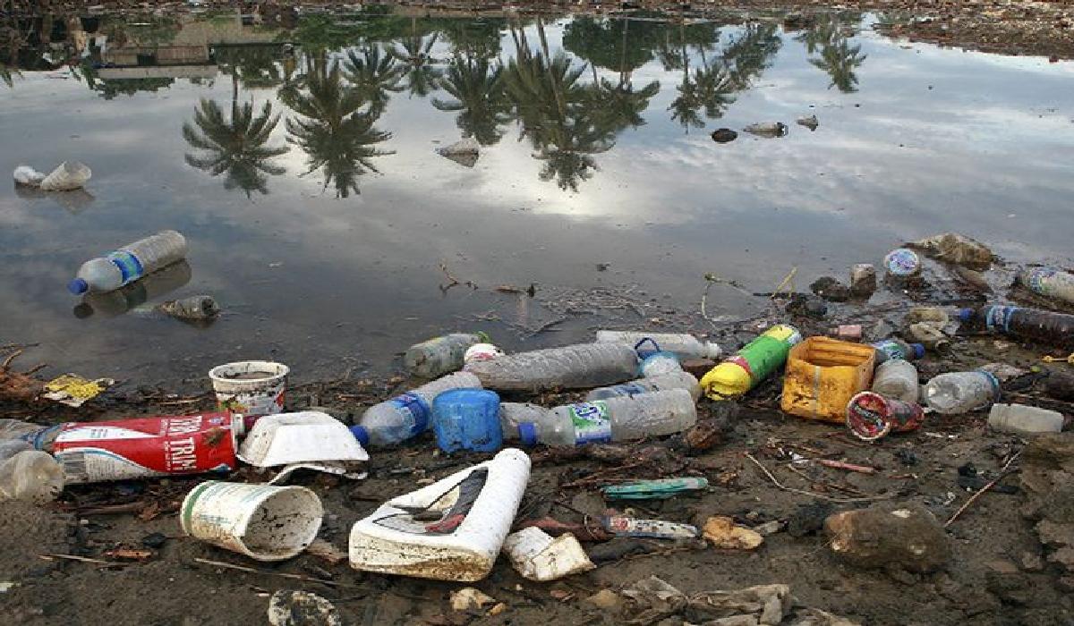 Poluição provocada pelos plásticos é tragédia ambiental global que contamina o solo e os mares