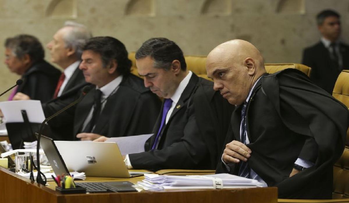 O plenário do STF retoma o julgamento de ação direta de inconstitucionalidade (ADI) sobre proibição de programas com sátiras a candidatos
