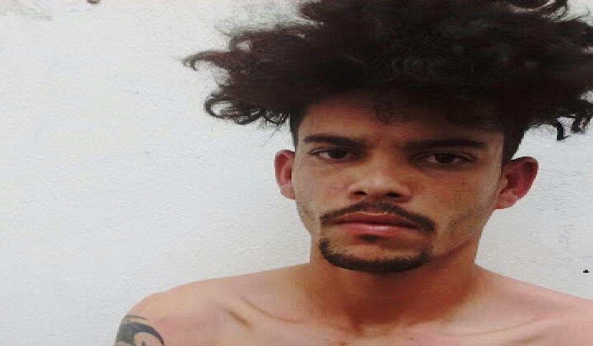 Alef Souza Carneiro, tinha 24 anos.