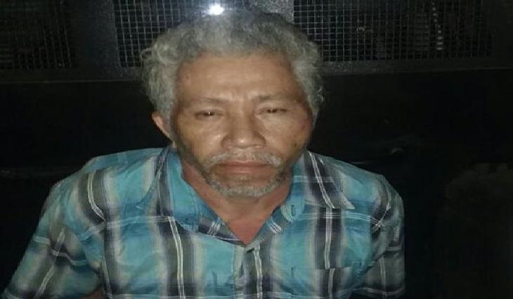 Avanilson Andrade de Moura, 55 anos, acusado de matar ex-mulher