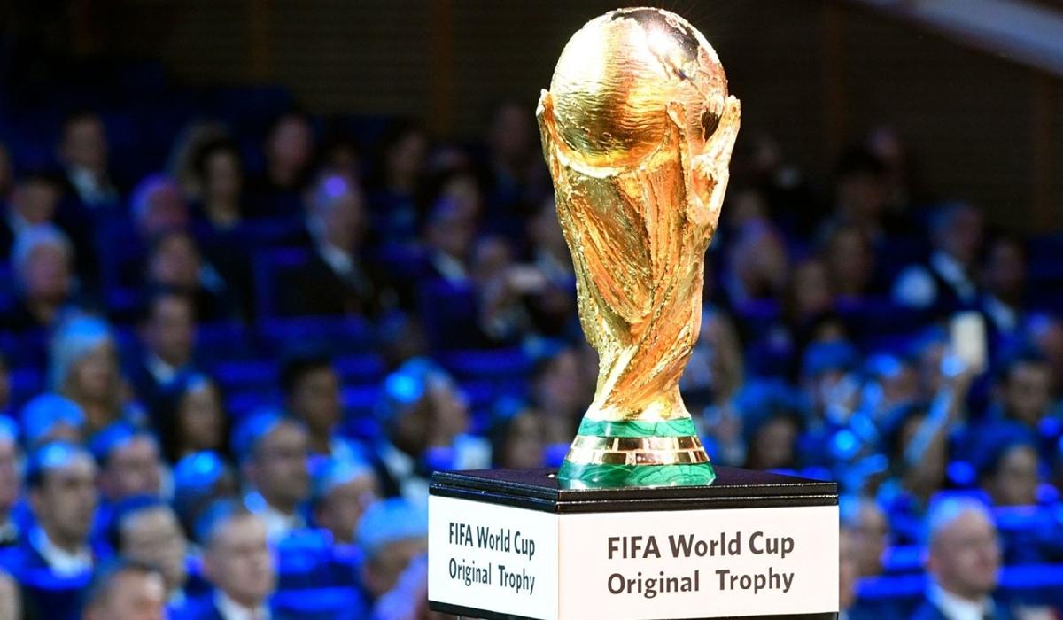 A Copa do Mundo de 2026 deve ter 48 países, passando a 80 jogos, 16 a mais que o formato atual, com 32 seleções.