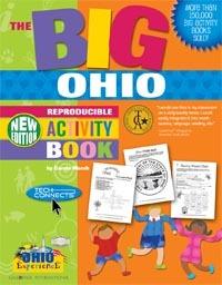 GA 6328X THE BIG OHIO REPRODUCIBLE ACTIVITY BOOK