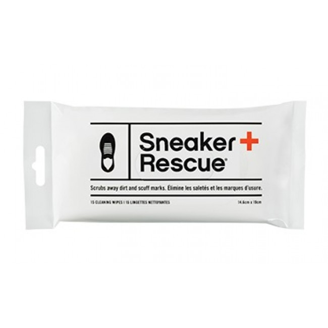 BOOT RESCUE - SNEAKER RESCUE WIPES 15