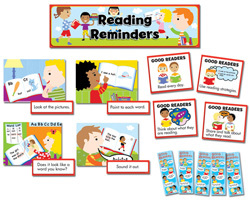 CTP 3795 READING REMINDERS MINI BBS