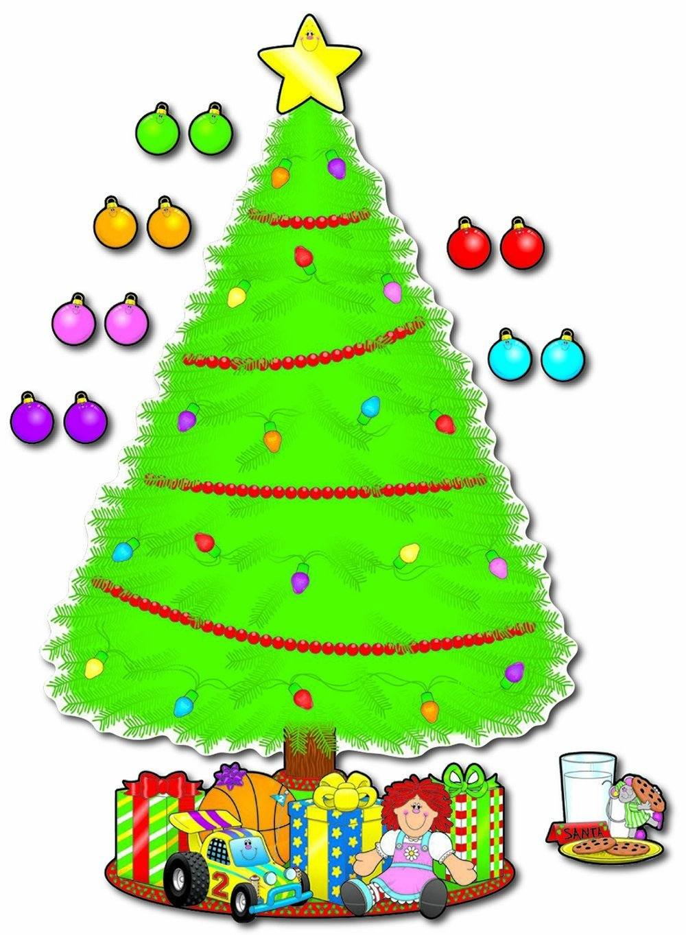 CD 1779 BIG CHRISTMAS TREE BBS