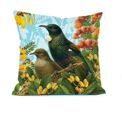 Small Botanical Cushion Cover 45X45
