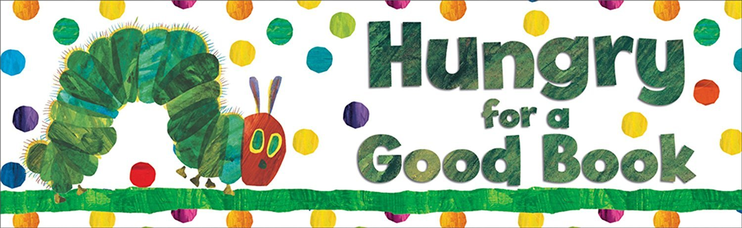 CD 103021 THE VERY HUNGRY CATERPILLAR BOOKMARKS