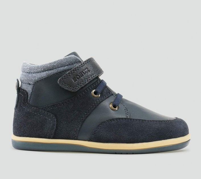 Bobux Stomp Boot KP - Navy