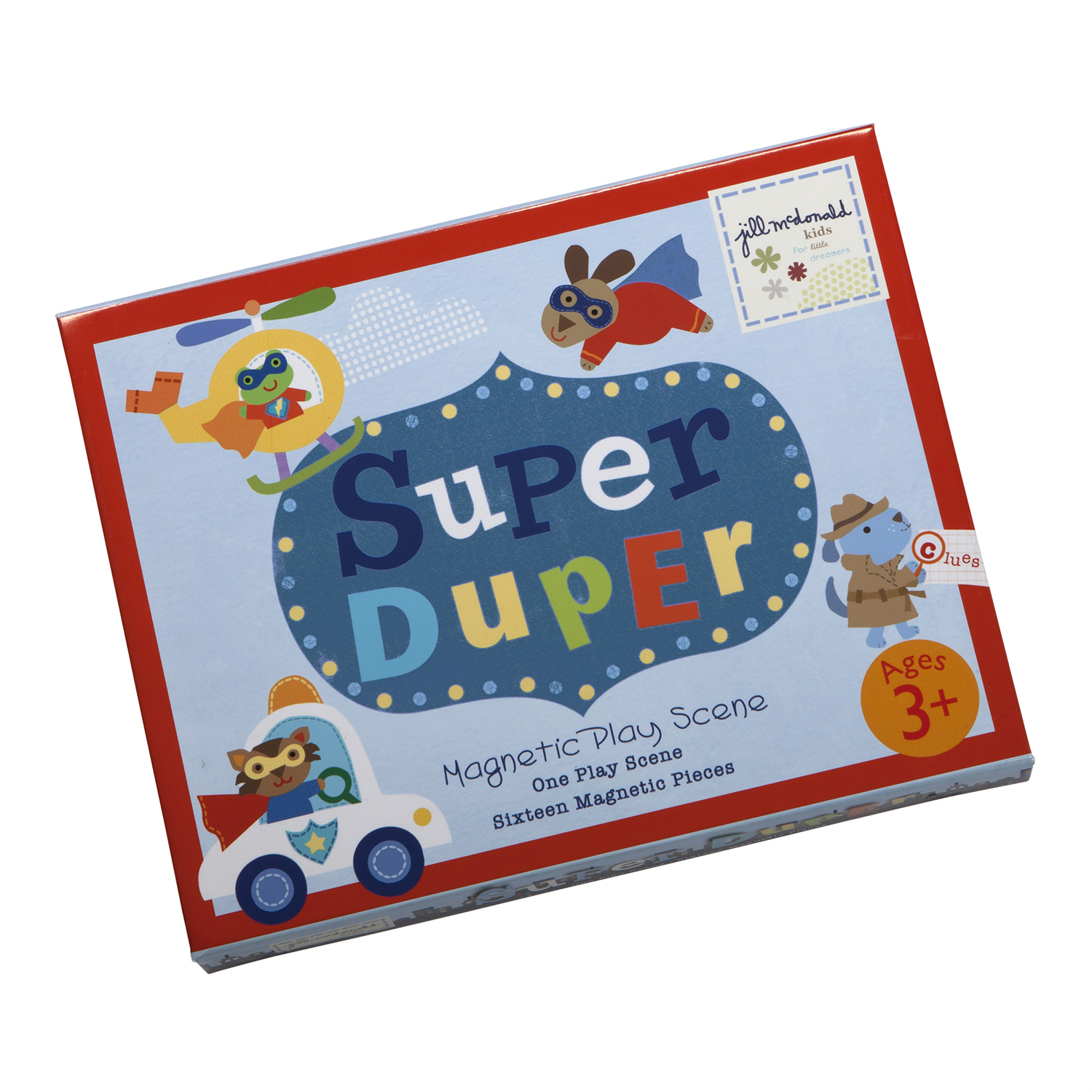 EU BMPS 14471 SUPER DUPER MAGNETIC PLAY SCENE