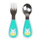 Skip Hop Zoo Utensil Set, Unicorn, One Size