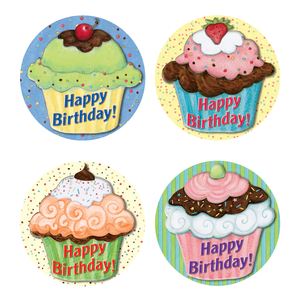 TCR 5164 CUPCAKE WEAR 'EM BADGES