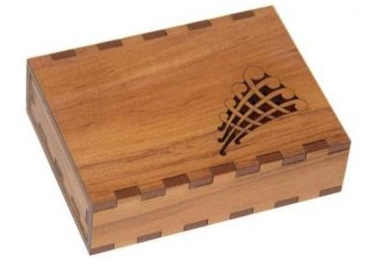 Business Card Box Weave
