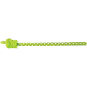 TCR 20679 LIME POLKA DOTS POINTER