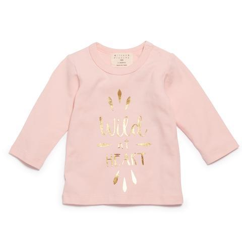 WF Wild Heart LS Top