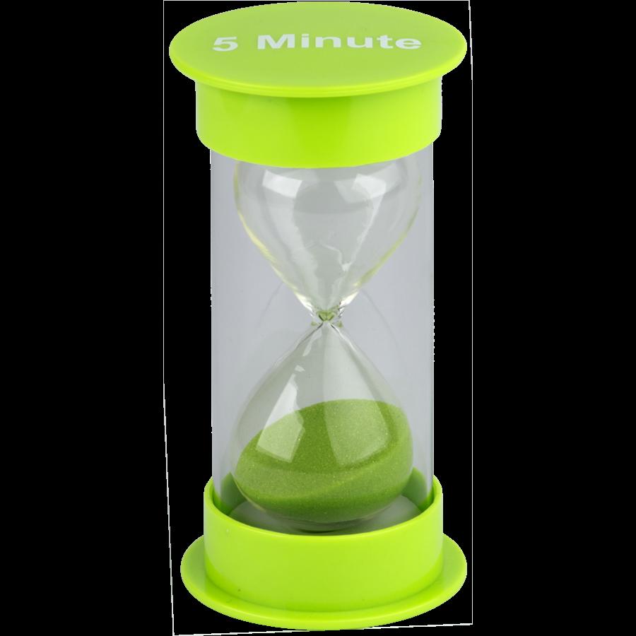 TCR 20761 5 MINUTE SAND TIMER- MED