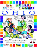 GA 95240 MY FIRST BOOK ABOUT OHIO