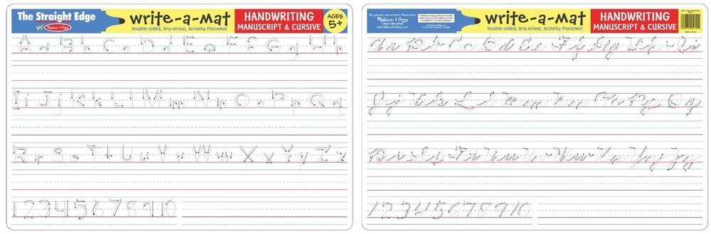 MD 5010 HANDWRITING WRITE A MAT