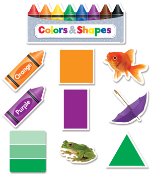 CTP 6978 COLORS AND SHAPES MINI BBS
