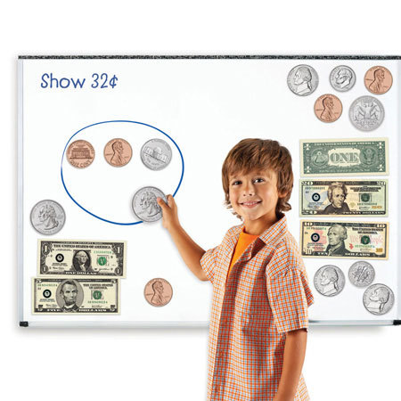 LER 5080 DBL SIDED MAGNETIC MONEY