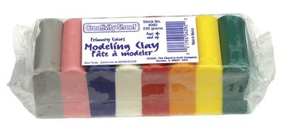 CK 4092 PRIMARY COLORS MODELING CLAY