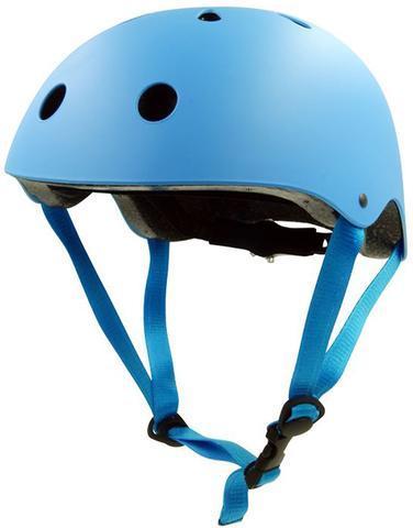 Kiddimoto Helmet, Aqua Matt, M