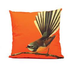 Native bird European cushion cover