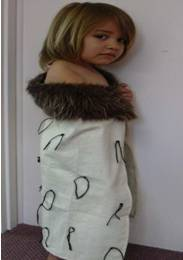 Child's cloak