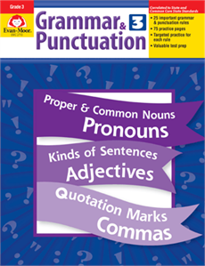 EMC 2713 GRAMMAR AND PUNCTUATION G3