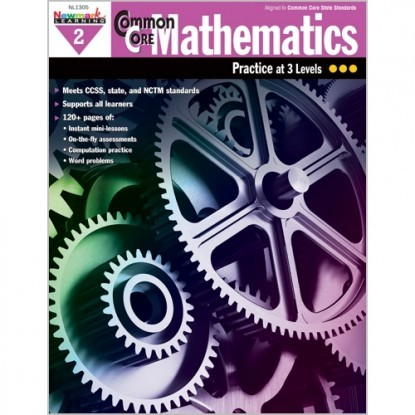 NL 1305 COMMON CORE MATHEMATICS GR. 2