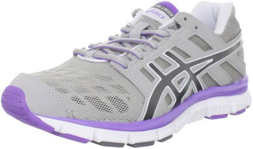Asics Shoes ASICS Womens GEL-Blur 33 TR Cross-Training Shoe,Silver/Titanium/Neon Purple / 8.5 at Sears.com