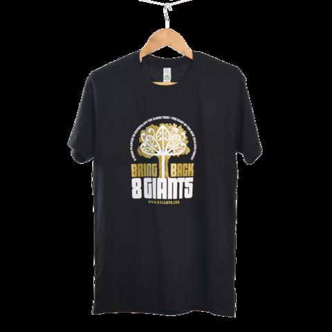 8 Giants Organic Cotton T-Shirt