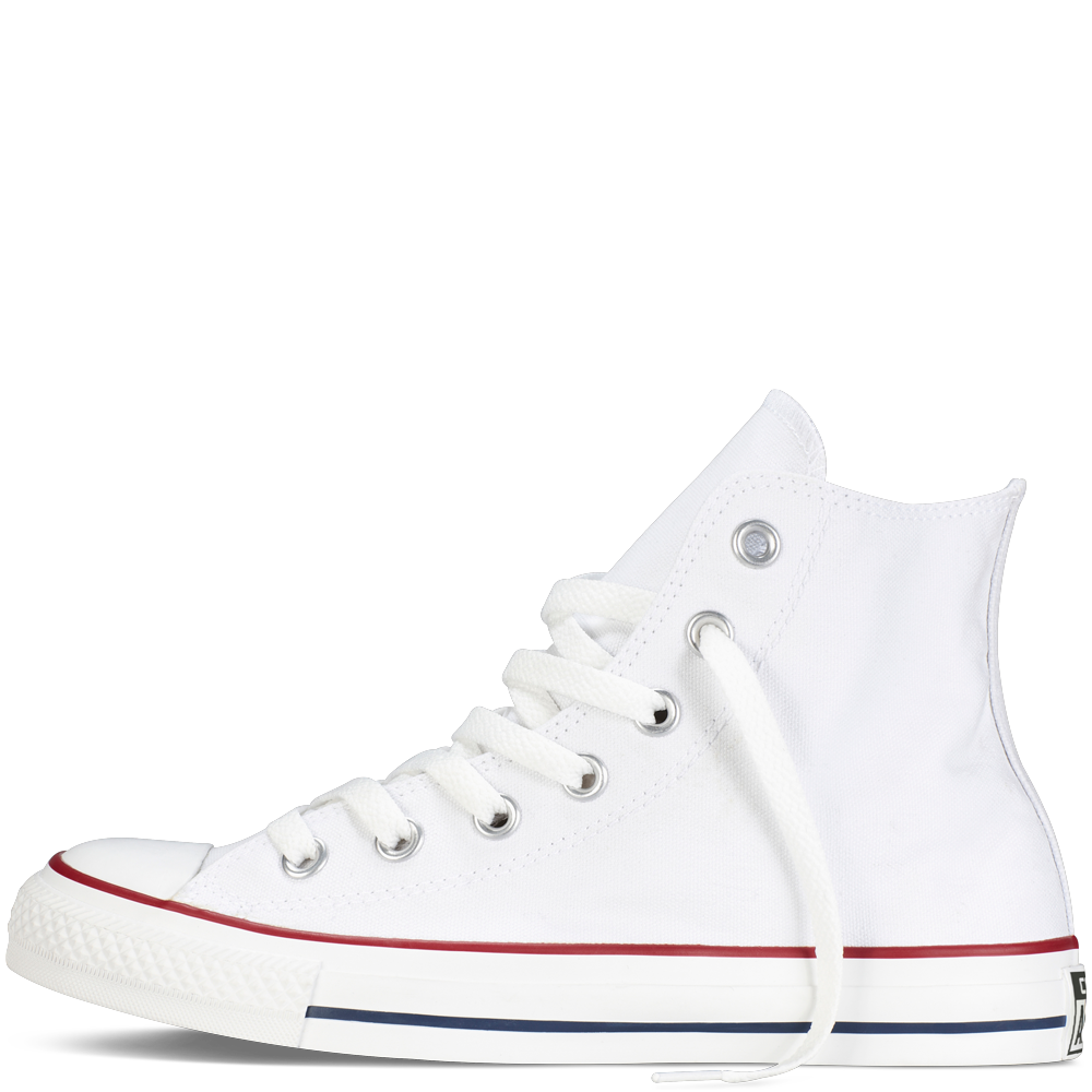 a43441e8593c Converse Chuck Taylor All Star Hi - Optical White