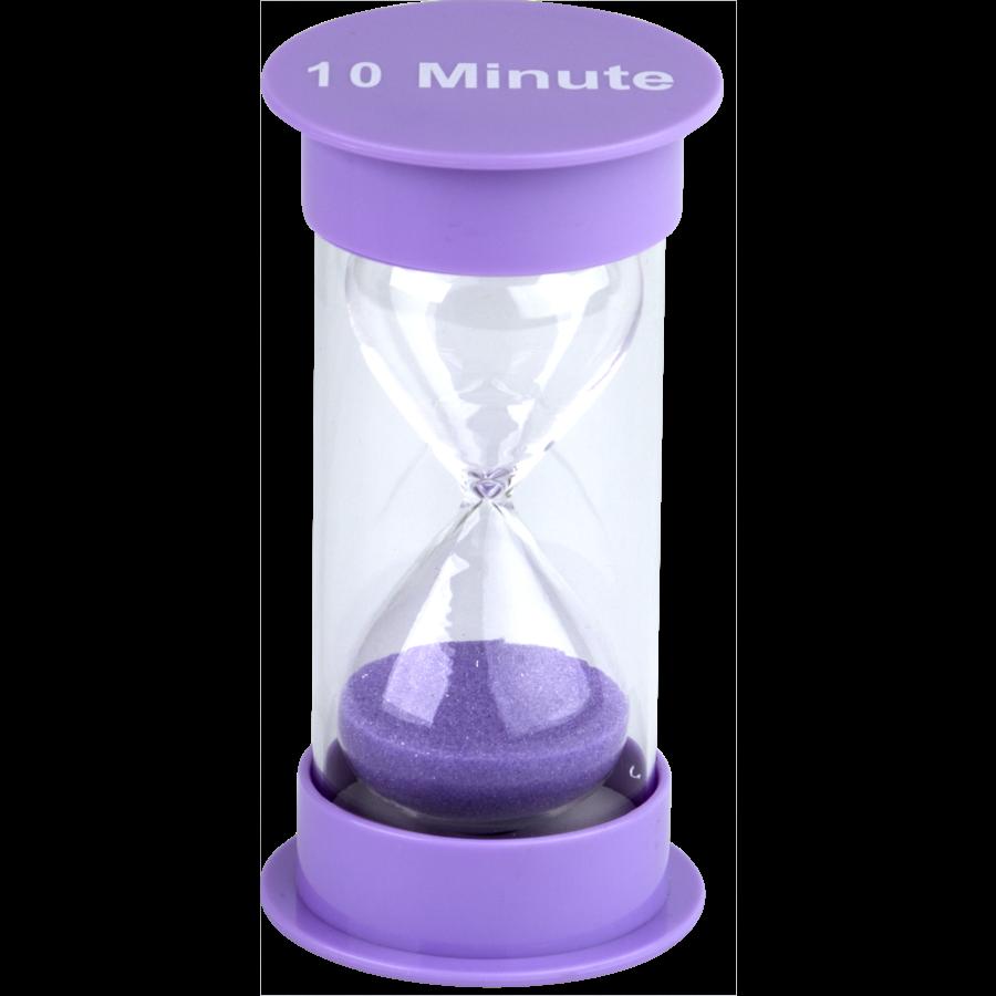 TCR 20762 10 MINUTE SAND TIMER- MED
