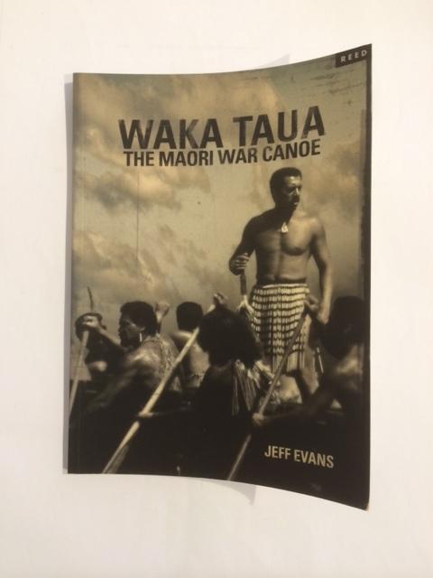 Book: Waka taua