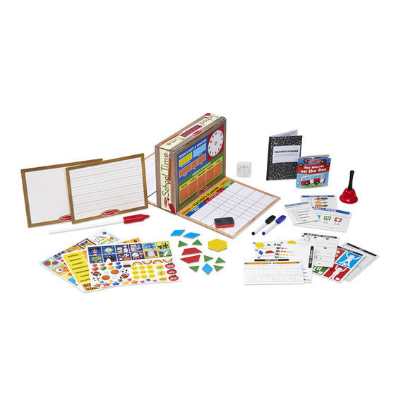 MD 8514 SCHOOL TIME CLASSROOM PLAY SET