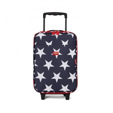 Penny Scallan Wheely Bag - NEW, Navy Star, One Size