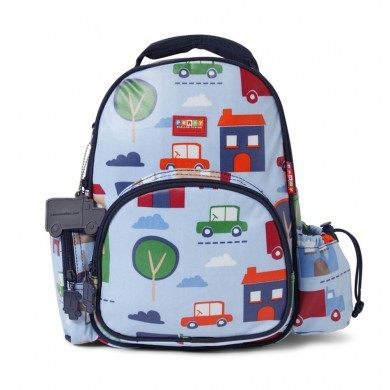 Penny Scallan NEW Kindy Backpack - (med), Big City, One Size