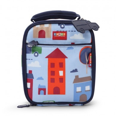Penny Scallan NEW School Lunchbox (sml), Big City, One Size