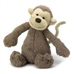 Jellycat Monkey - medium
