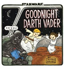 Goodnight Darth Vader Book