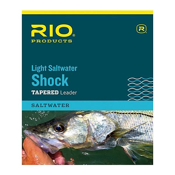 RIO Saltwater Shock Leader