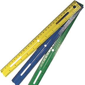 TPG 151 PLASTIC RULER