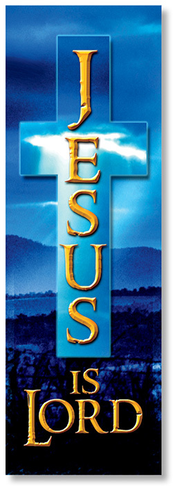 NS 2116 JESUS IS LORD BOOKMARK