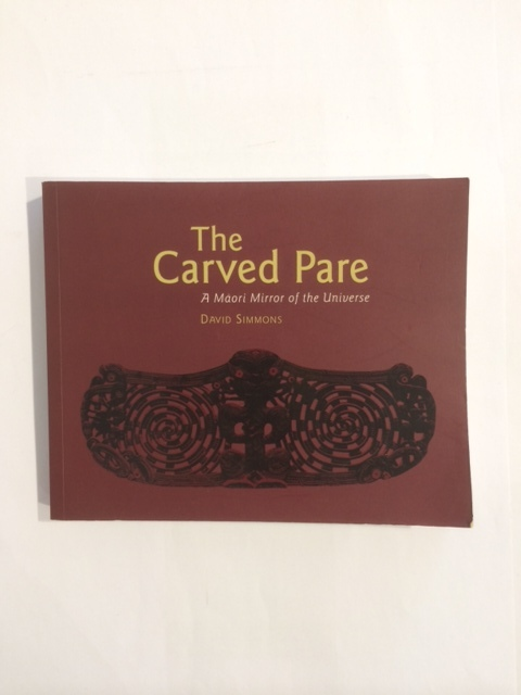 Book: the carved pare