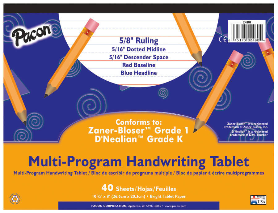 PA 2480 HANDWRITING TABLET GK-1