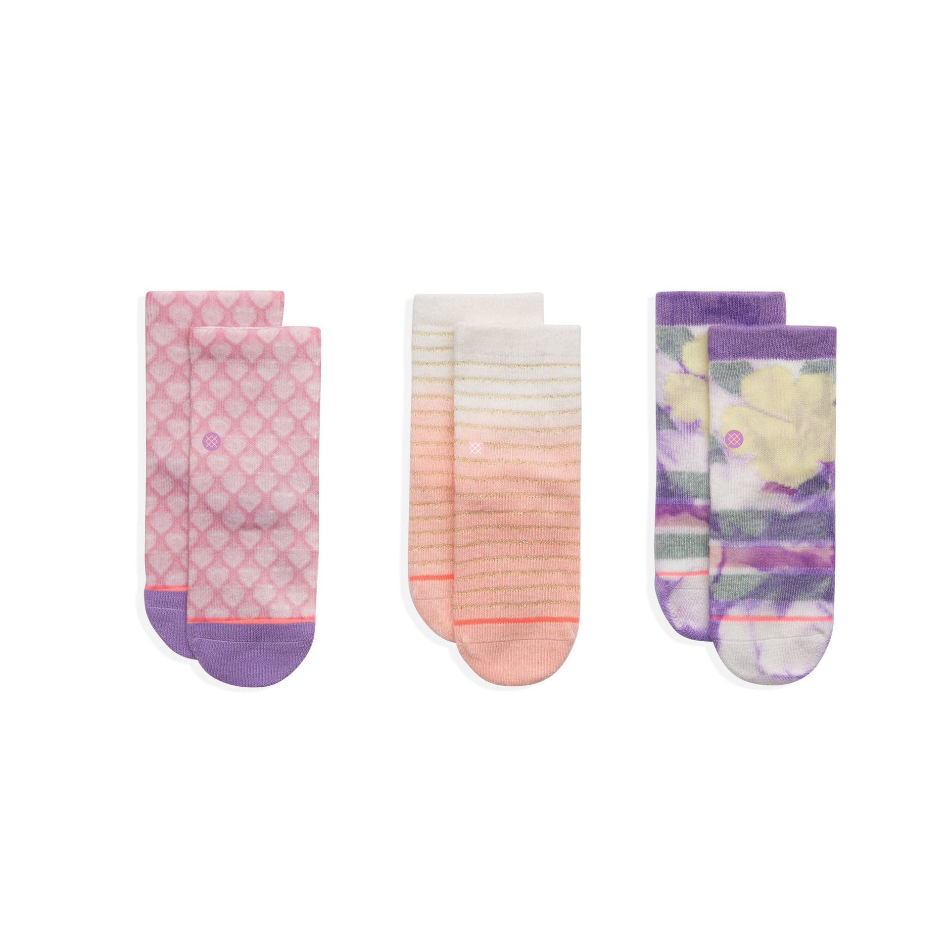 STANCE - TODDLER GIRLS POP BOX SET MULTI
