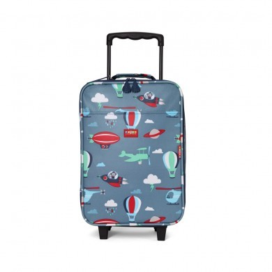 Penny Scallan Wheely Bag - NEW, Space Monkey, One Size